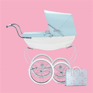 Picture of Sweet Pea Dolls Pram