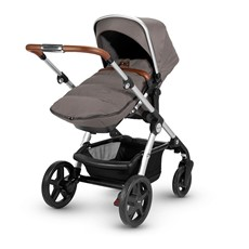 Sable Luxury Footmuff pram