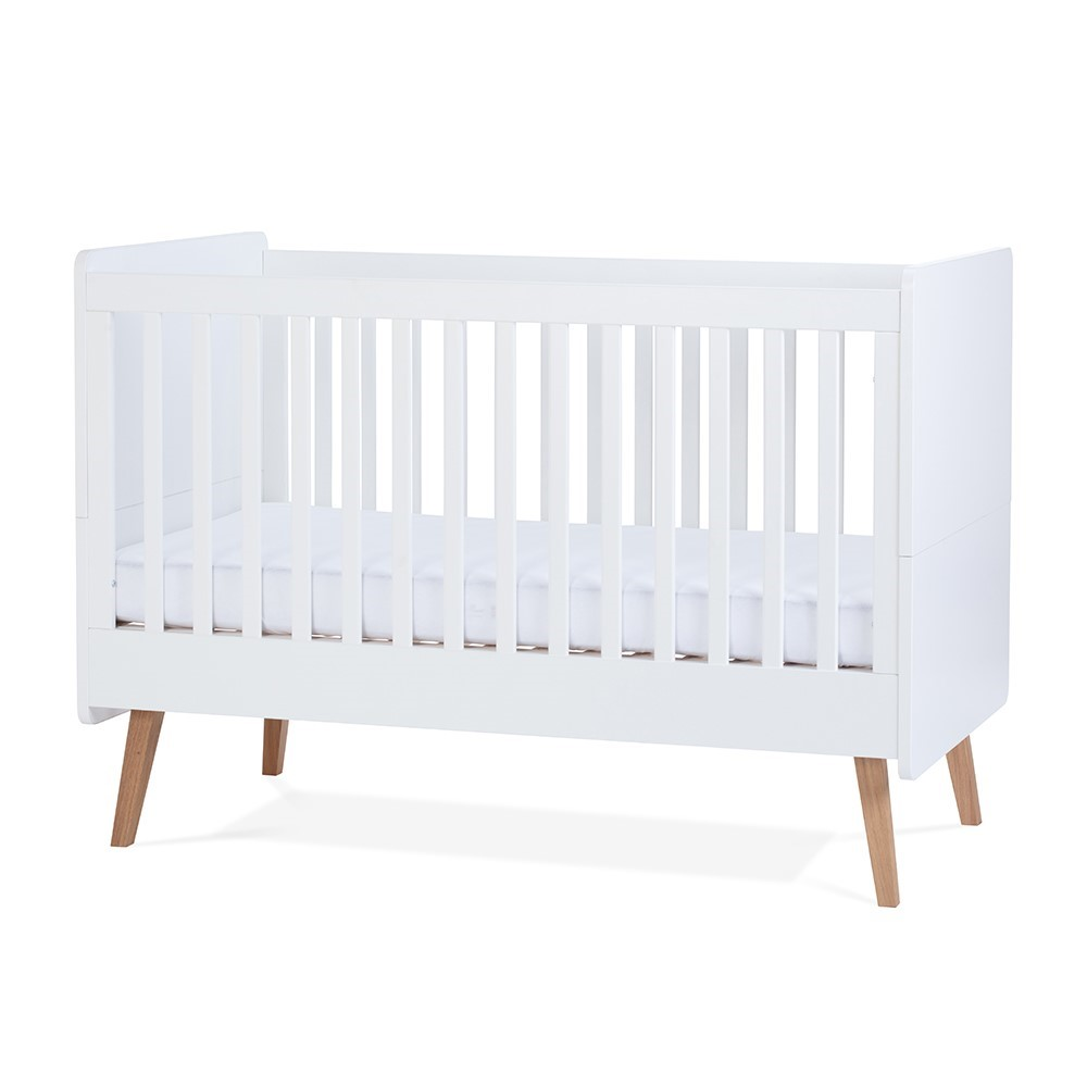 BRIGHTON COT BED 3Q HIGH 1
