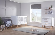 BRIGHTON ROOM SET cot bed