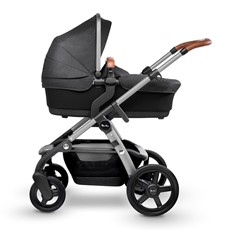 Wave Granite Carrycot side
