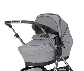 Carrycot hood and apron